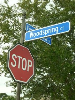 Customized Street Signs